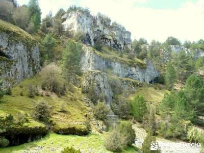 Cañón Río Lobos; sitios para visitar en madrid; hiking;fin de semana romantico